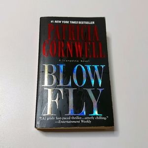3/25 Patricia Cornwell - Blow Fly